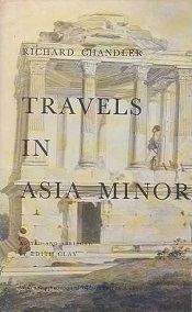 Travels in Asia Minor 1764-1765