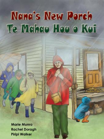 Nana's New Porch - Te Mahau Hou o Kui