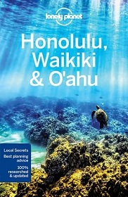 Lonely Planet - Honolulu, Waikiki and O'ahu