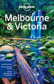 Lonely Planet - Melbourne and Victoria
