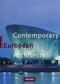 Contemporary European Architects - Volume VI