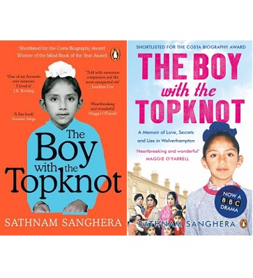 The Boy with the Top Knot - A Memoir of Love, Secrets and Lies in Wolverhampton