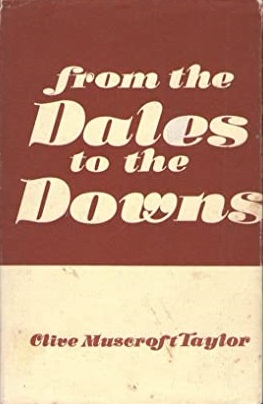From the Dales to the Downs