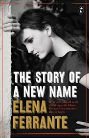 The Story of a New Name: The Neapolitan Novels, Book Two