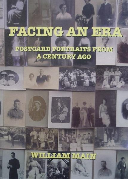 Facing An Era - Postcard Portraits from a Century Ago