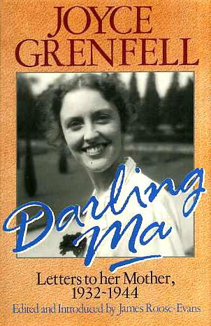 Darling Ma: Letters to Her Mother, 1932-44