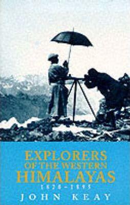 Explorers of the Western Himalayas, 1820-1895