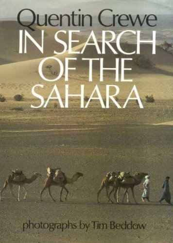 In Search of the Sahara