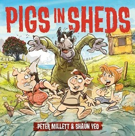 Pigs in Sheds
