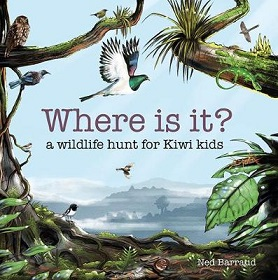 Where is It? A Wildlife Hunt for Kiwi Kids