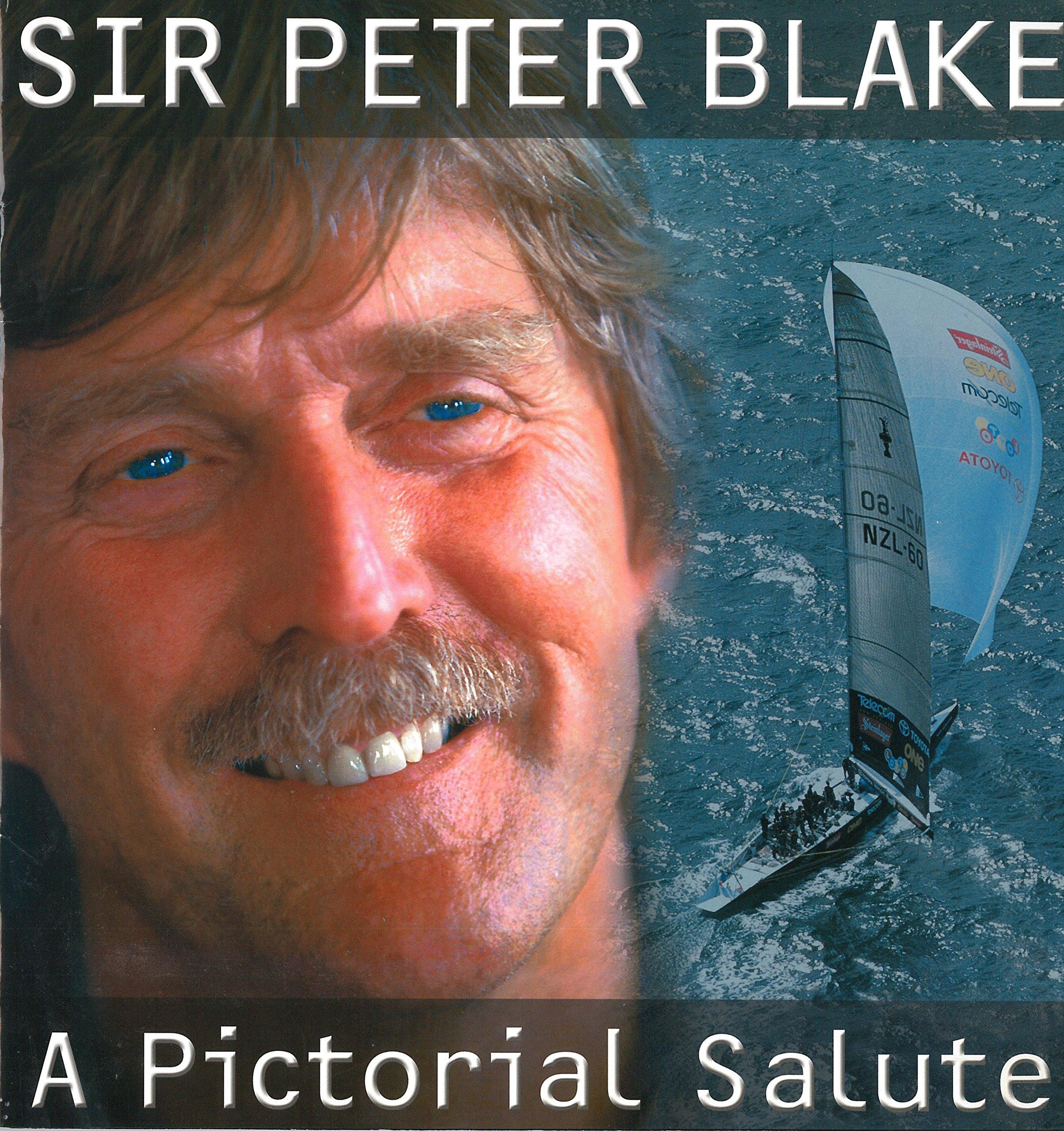Sir Peter Blake: A Pictorial Salute
