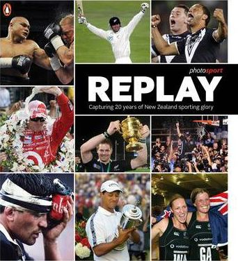 Replay - Capturing 20 Years of New Zealand Sporting Glory