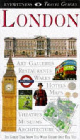DK Eyewitness Travel - London