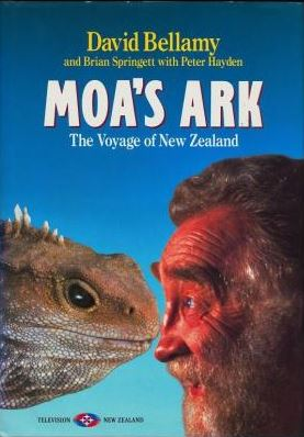 Moa's Ark: The Voyage of New Zealand