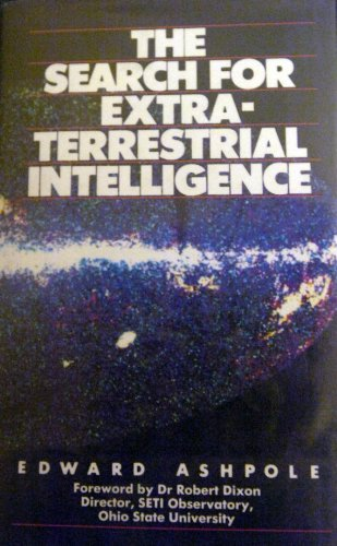 The Search for Extra-Terrestrial Intelligence