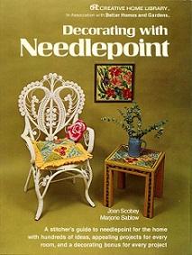 Decorating with Needlepoint