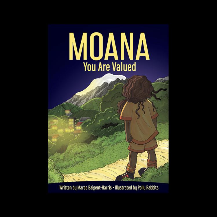 Moana You Are Valued