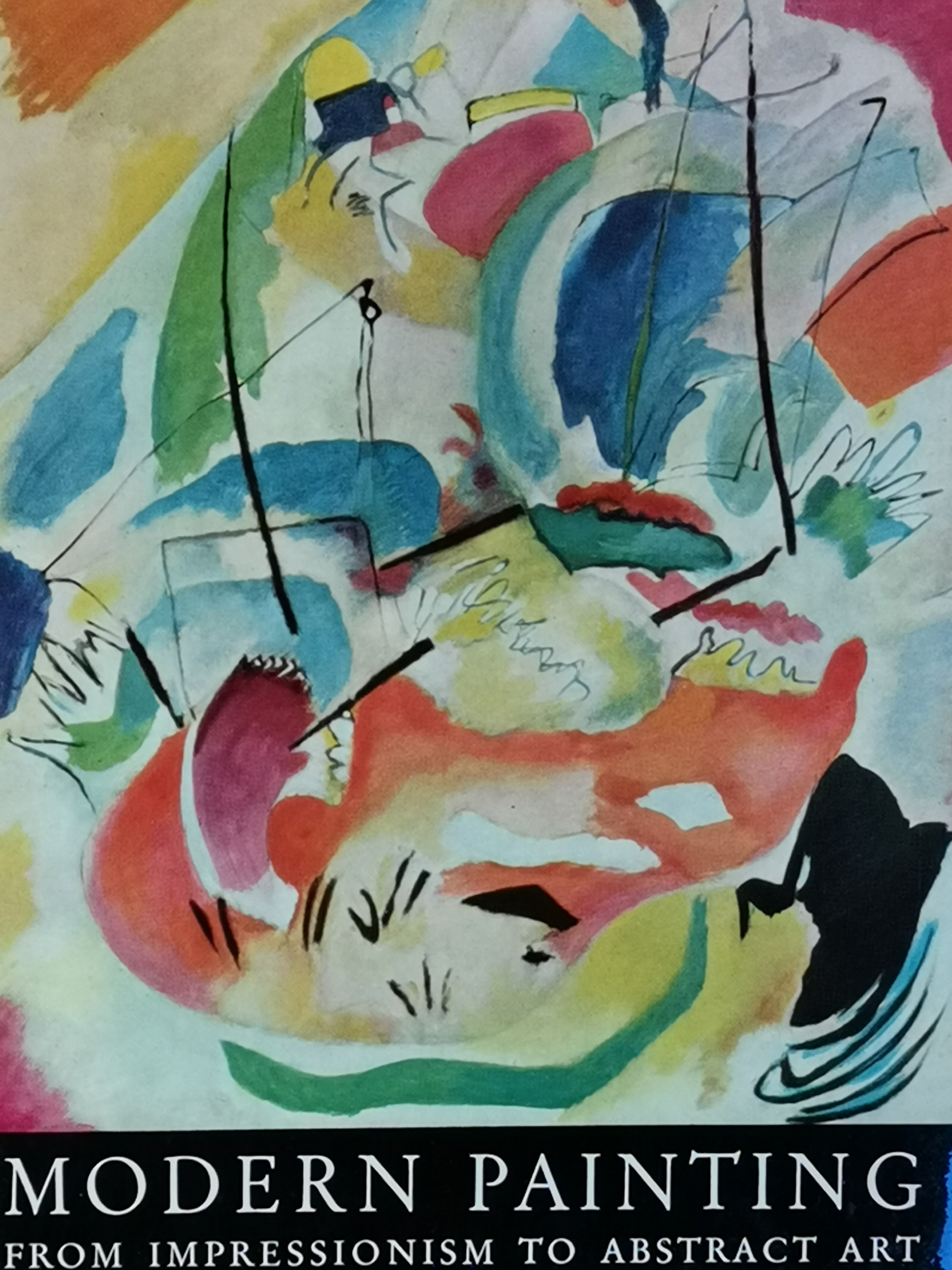 Modern Painting - From Impressionism to Abstract Art