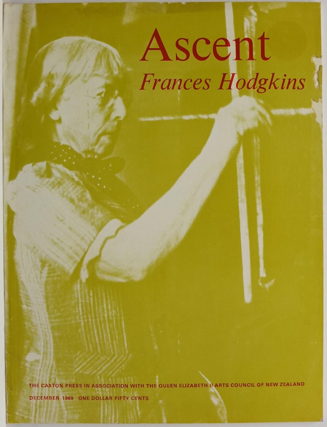 Ascent - Frances Hodgkins