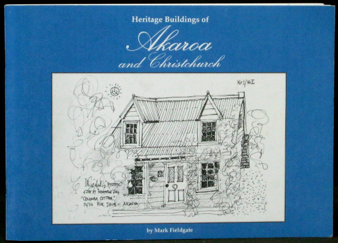 Heritage Buildings of Akaroa and Christchurch