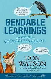Bendable Learnings - The Wisdom of Modern Management