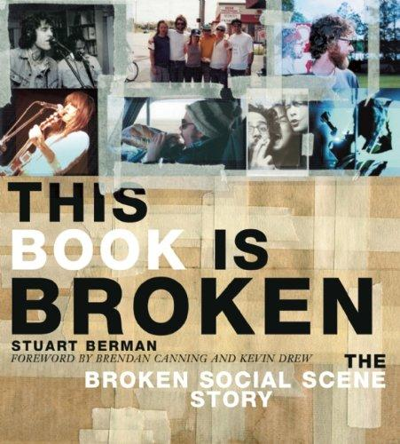 This Book Is Broken - Broken Social Scene Story