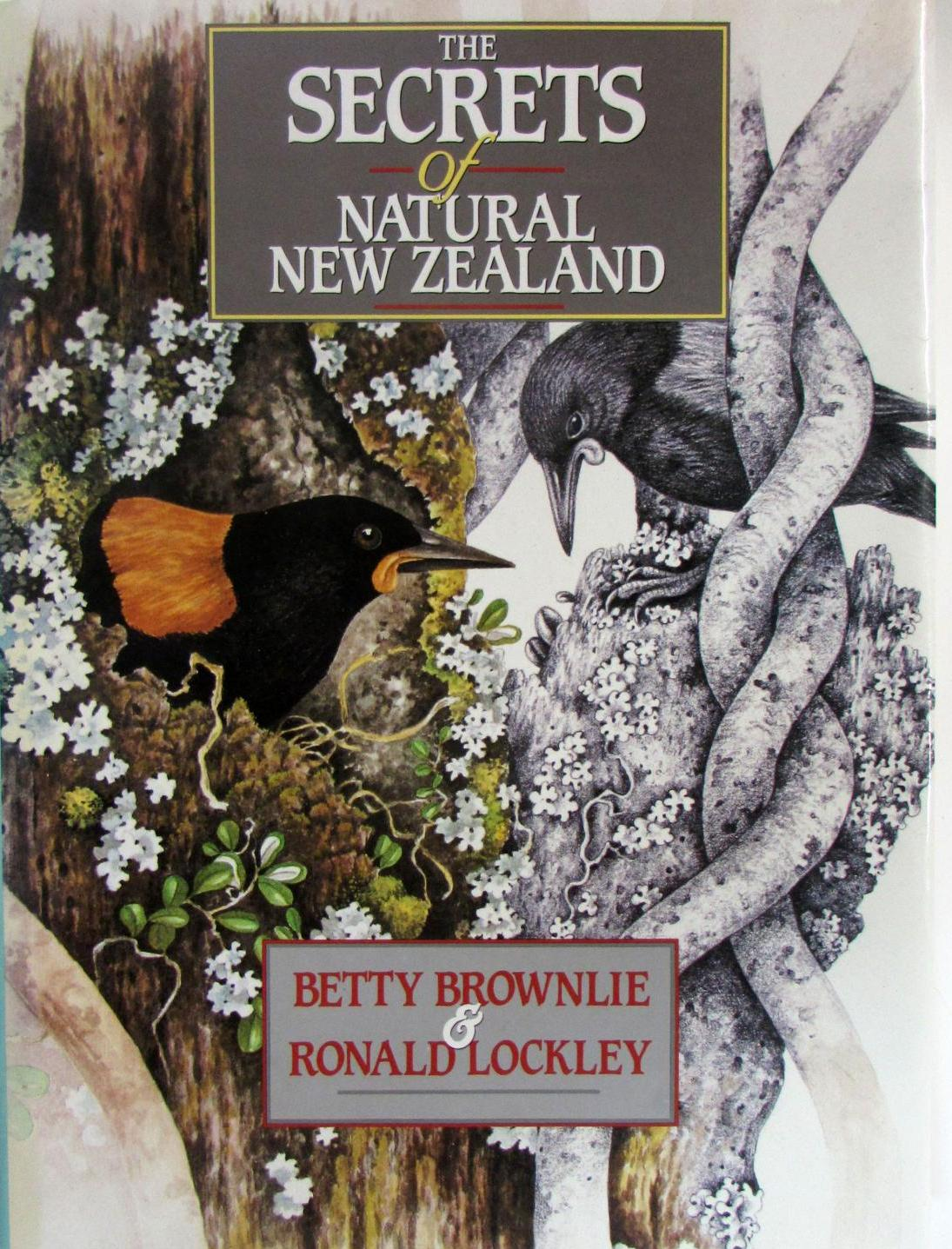 The Secrets of Natural New Zealand