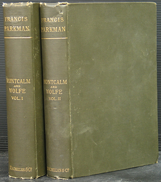 Montcalm and Wolfe (2 volumes)