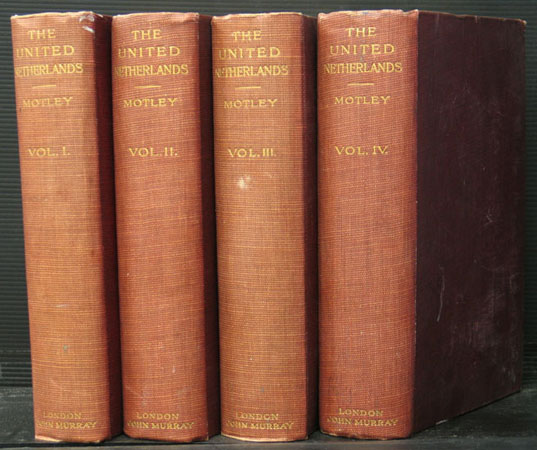 The United Netherlands (4 volumes)