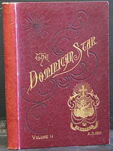 The Dominican Star - Volume 2 - A Literary Annual 1900