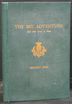 The Big Adventure and other verses in Scots