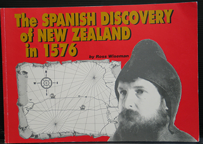 The Spanish Discovery of New Zealand in 1576