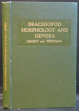 Brachiopod Morphology and Genera (Recent and Tertiary)