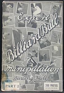 Expert Billiard Ball Manipulation Part 2