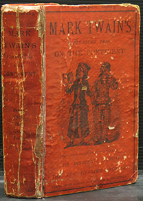 """Mark Twain's Pleasure Trip on the Continent - The Complete Work Previously Issued Under the Title of """"The Innocents Abroad"""" and the """"New Pilgrim's Progress"""""""