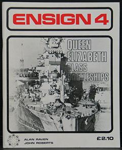 Ensign 4 - Queen Elizabeth Class Battleships