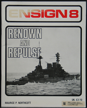 Ensign 8 - Renown & Repulse
