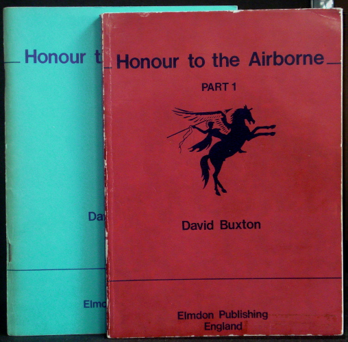 Honour to the Airborne - Parts 1 & 2, Signed
