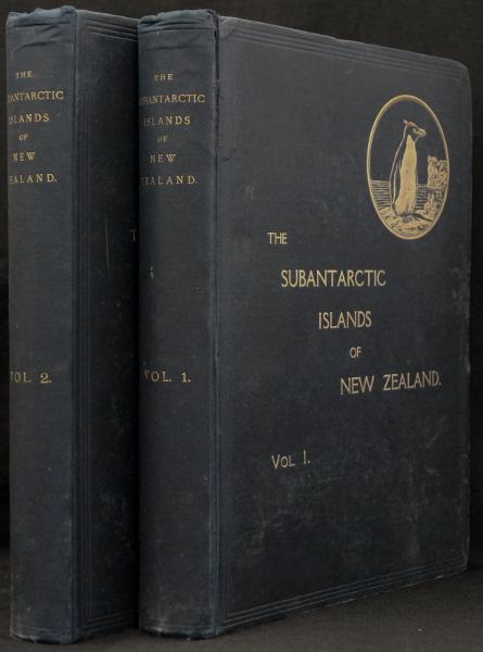 The Subantarctic Islands of New Zealand - 2 volumes