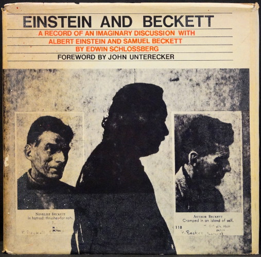 Einstein and Beckett - A Record of an Imaginary Discussion with Albert Einstein and Samuel Beckett