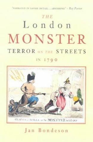 The London Monster - Terror on the Streets in 1790