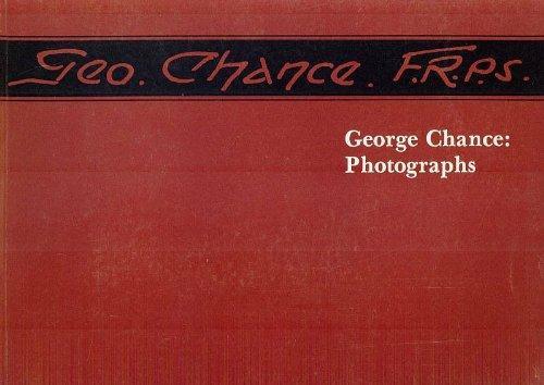 Geroge Chance - Photographs