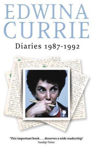 Diaries 1987-1992
