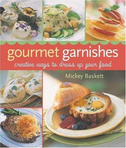 Gourmet Garnishes - Creative Ways to Dress Up Your Food