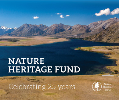 Nature Heritage Fund - Celebrating 25 years