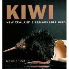 Kiwi - New Zealand's Remarkable Bird
