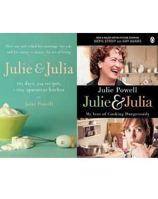 Julie and Julia - 365 days, 524 Recipes, 1 Tiny Apartment Kitchen