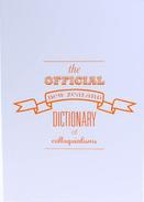 The Official New Zealand Dictionary of Colloquialisms
