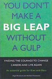 You Don't Make a Big Leap Without a Gulp