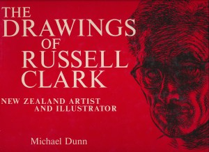 The Drawings of Russell Clark - New Zealand Artist and Illustrator